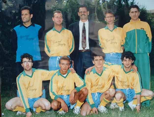 Formazione 1988-1989